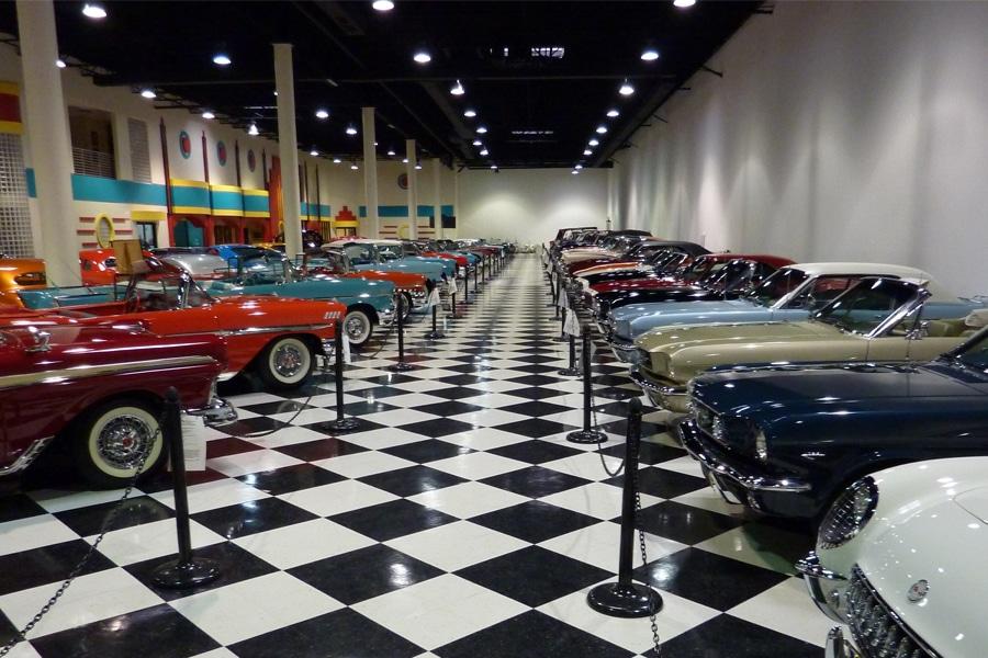 nationwide overspray dallas Antique Car